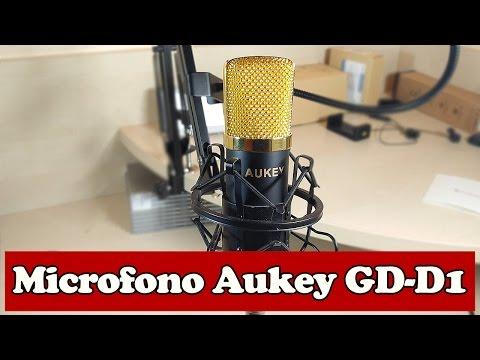 Microfono a Condensatore Aukey | Buono, ma non fa per me.