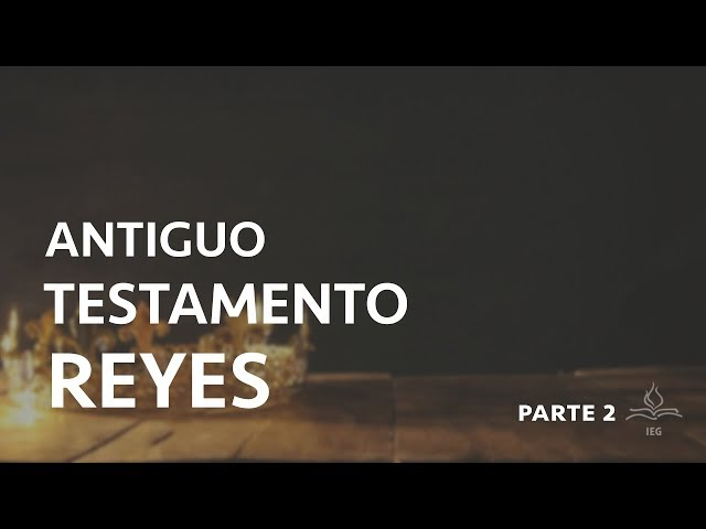 Reyes - parte 2 - Samuel Barceló