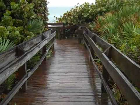 Coconut Point Park Beach Access in Melbourne Beach, Florida