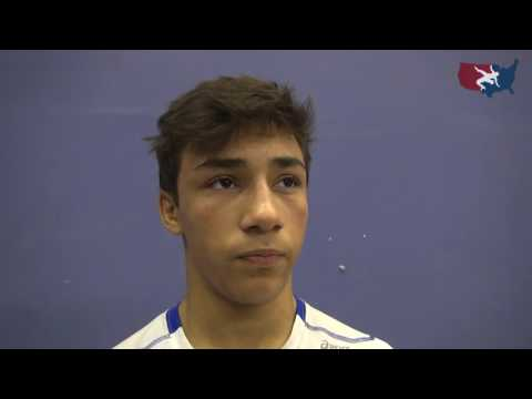 Real Woods after 2016 Cadet World Championships