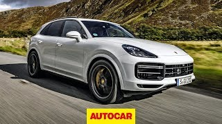 2018 Porsche Cayenne adaptive air suspension