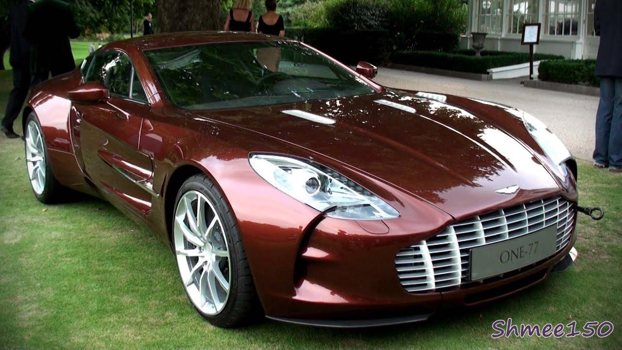 Aston Martin V12 Vantage Interior