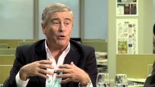 Oscar Aguad conversó con Pablo Sirvén