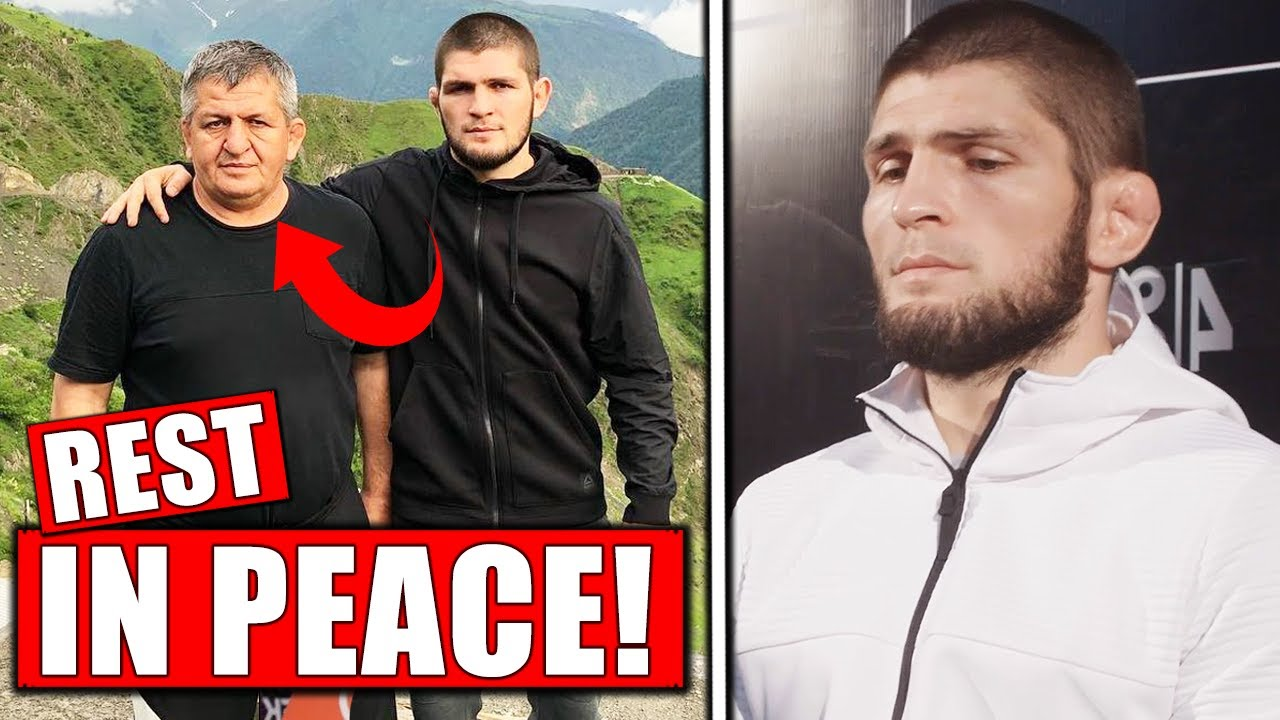 Father of UFC star Khabib Nurmagomedov dies in Moscow