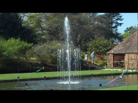 R. H. S. Garden Wisley