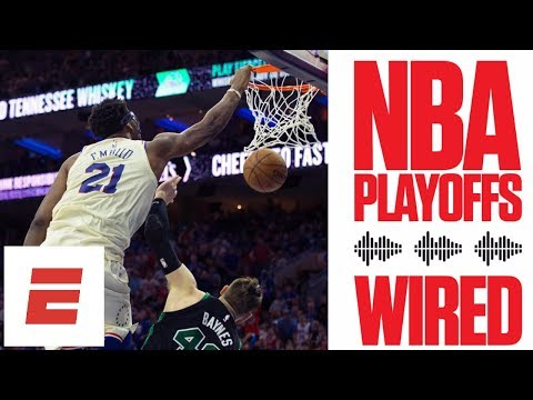 2018 NBA Playoffs: Players and coaches get wired up in second round | ESPN