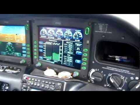 Cirrus SR22 Instrument Approaches