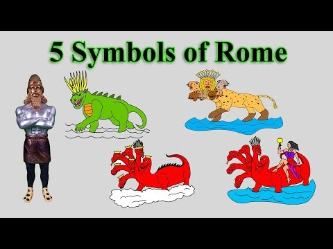 028 Symbols Of Rome