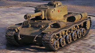 World of Tanks KV-1S - 12 Kills 3,2K Damage
