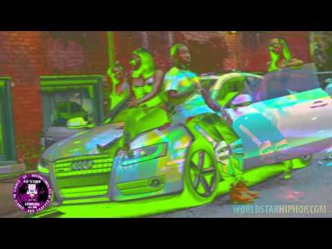 Trouble & Bankroll Fresh & B. Green - You Ain't Street (Official Chopped Video)