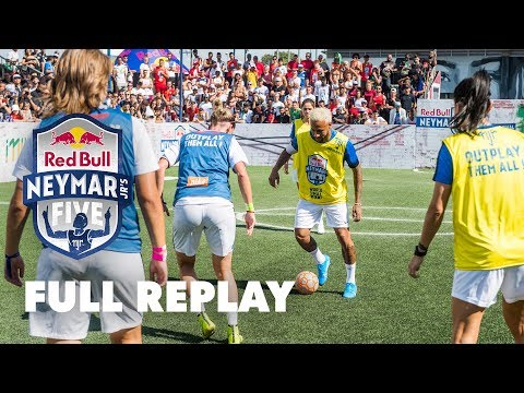 Red Bull Neymar Jr's Five World Final FULL REPLAY   Five-A-Side Football Tournament