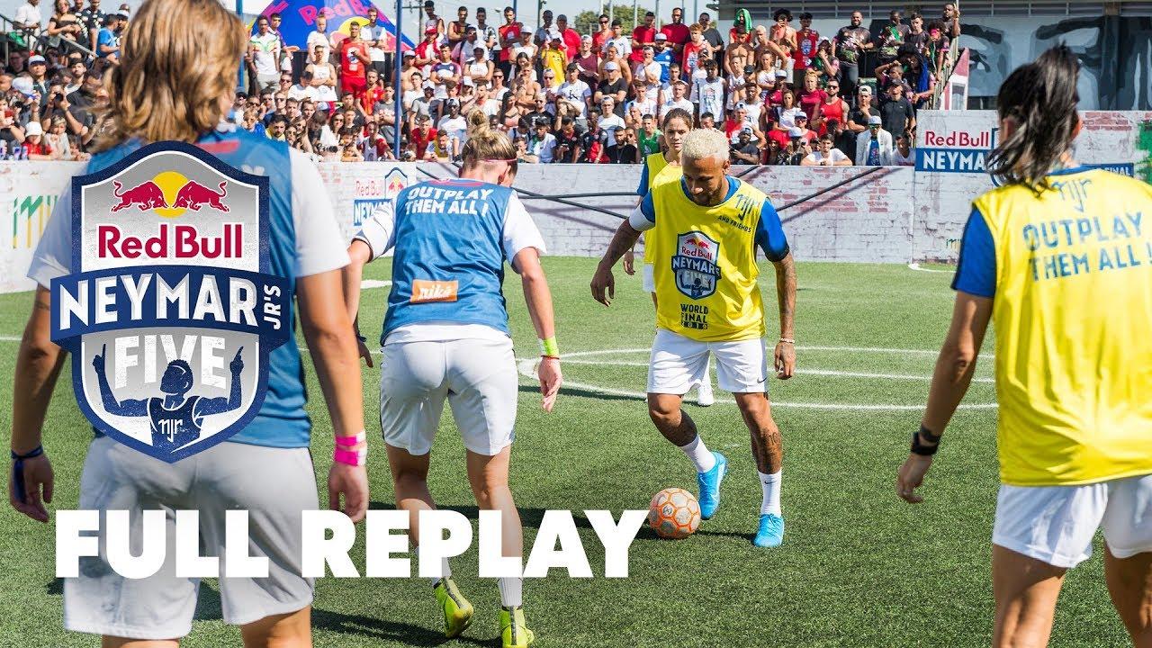 Red Bull Neymar Jr's Five World Final FULL REPLAY | Five-A-Side Football Tournament