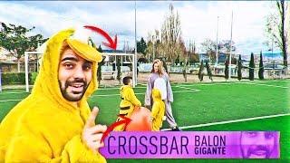 CROSSBAR CON BALÓN GIGANTE!!