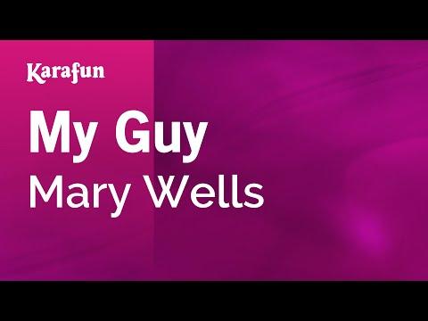 Karaoke My Guy - Mary Wells *