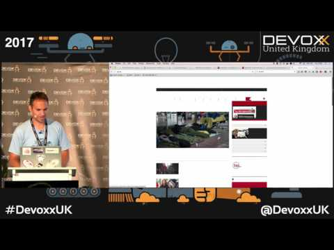 Realtime-Cognitive IoT using DeepLearning and Online Learning by Romeo Kienzler