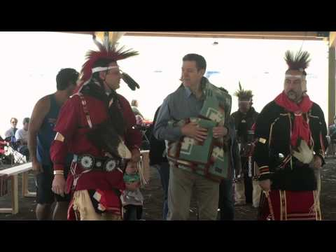 Kaw Nation Celebrates Major Step in Return to Kansas