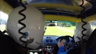 Boconnoc Stage Rally 2016 (MG ZR  not ZX)