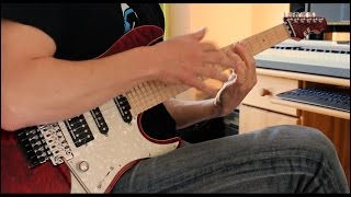 Guitar Tone Matching With Blue Cat's Destructor - EVH