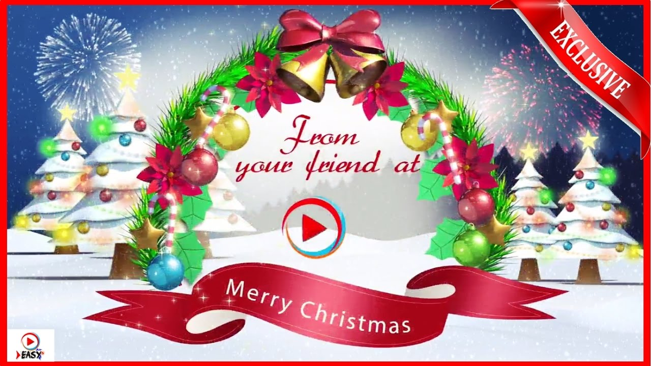 Happy New Year Christmas Love Holidays 2017 Video Youtube