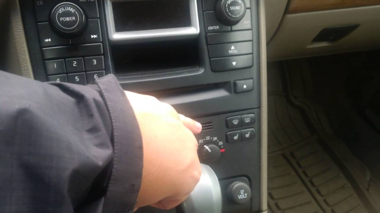 2005 Volvo Xc90 Blower Control Not Working Youtube 2000 Fuse Box