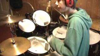 Metallica - Eye Of The Beholder Drum Cover 29 of 142