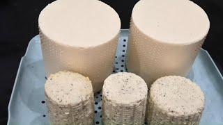 Как сделать сыр в домашних условиях Сыр ОБЕЗЖИРЕННЫЙ ИЗ СЕПАРИРОВАННОГО МОЛОКА Ольга Елисеева