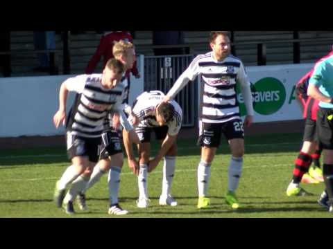 SPFL Championship: Ayr United v Dumbarton