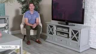 Belham Living Hampton TV Stand - Product Review Video