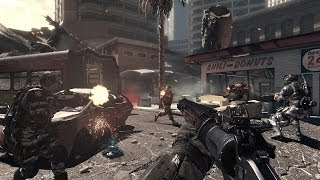 Call of Duty: Ghosts - Multiplayer Gameplay