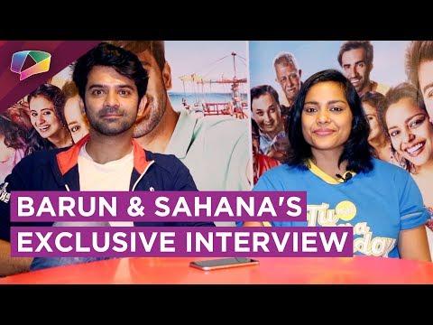 Barun Sobti And Sahana Goswami Share About Their Film Tu Hai Mera Sunday