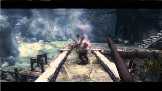 Skyrim rifle mod Project Flintlock - огнестрельное оружие в Скайрим