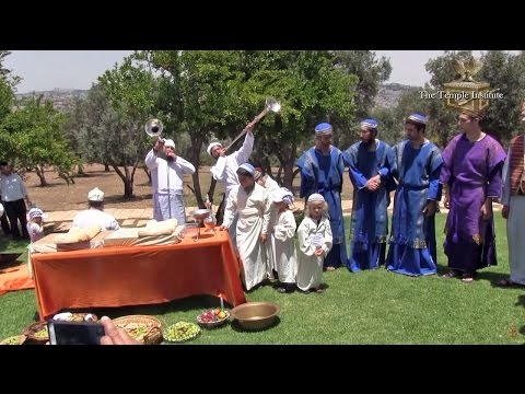 Training Kohanim for the Holy Temple: The First Fruits Offering