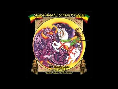 100% VINYL MIX! Shashamani Sound-Book 2/Vol. 14-'Confrontation/Psychic Warfare..' (2008)