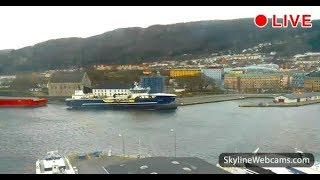 Live Webcam Bergen - Norway