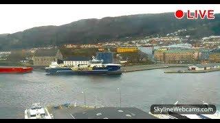 Live Webcam Bergen - Norway