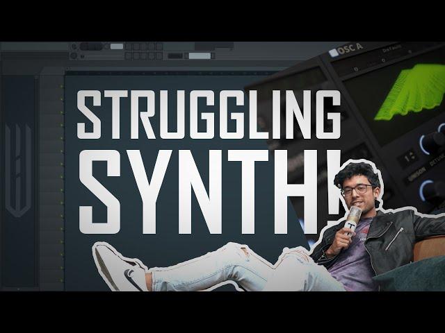 how to make a WEIRD EDM synth! [Beginner Serum Tutorial]