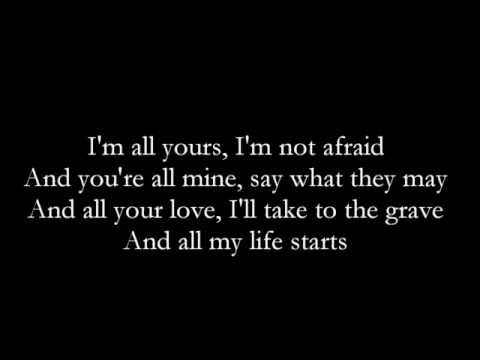 Metric - All Yours with Lyrics
