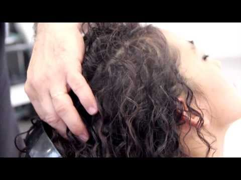 MasterKer M90 kerafruit waver resistant -- Tutorial -- Erayba Hair Cosmetics