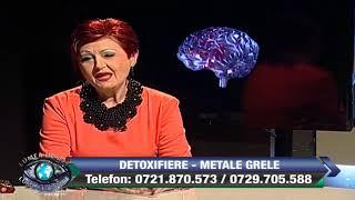 detoxifierea de metale grele