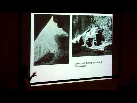 The Shape of Power  Ideology, Myth and Architecture of the Inca