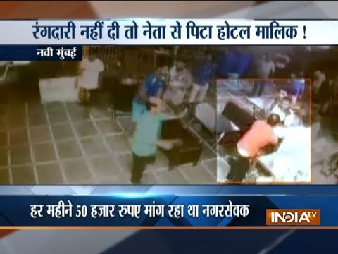 Navi Mumbai: Hotel owner thrashed for not giving 'protection money'