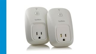 Belkin WeMo Smart Remote PlugIn AC Outlet 2pack Bundle
