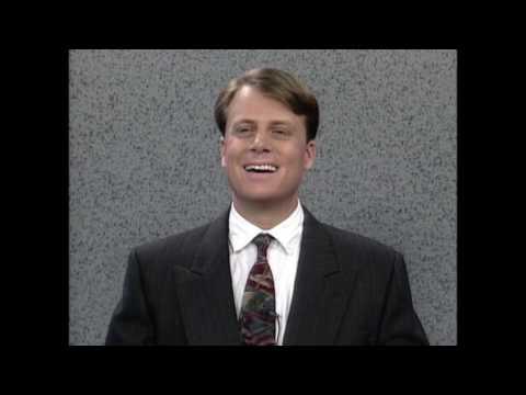 James Bacon 1997 screentest