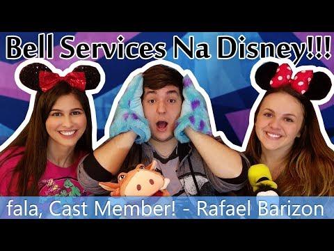 ICP - Bell Services na Disney | fala, Cast Member!