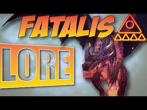 Monster Hunter Generations Ultimate Lore: Fatalis thumbnail