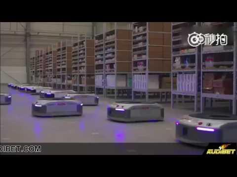 Inilah penampakan pabrik ALIBABA yang terkenal di CHINA