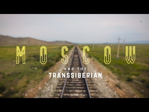 RUSSIA : MOSCOW AND THE TRANSSIBERIAN  (Canon 70D)