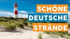 Urlaub in Deutschland: Das sind die 5 schönsten Strände für euren Sommerurlaub
