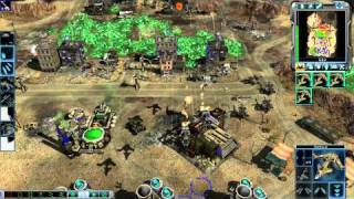 Command & Conquer 3: Tiberium Wars Kane Edition - Tournament Desert Redux [HARD] 1-2