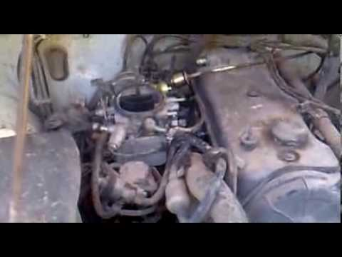 Chevrolet Luv 1996 Con Problemas De Carburador Youtube
